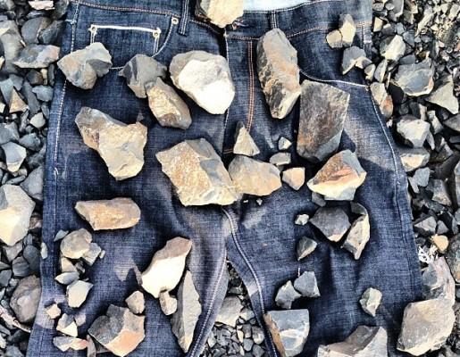 Hình ảnh minh họa wash đá