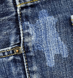 Lỗi wash quần jeans aaa jeans