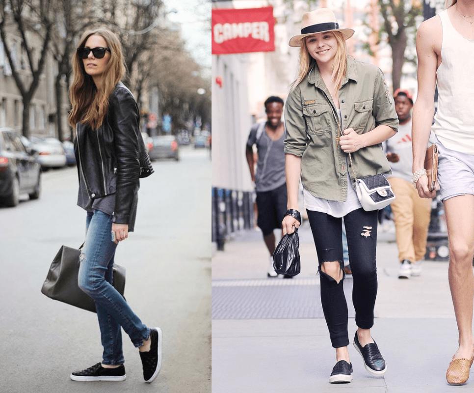 13 Cách Phối Đồ Với Quần Jean Nữ Skinny
