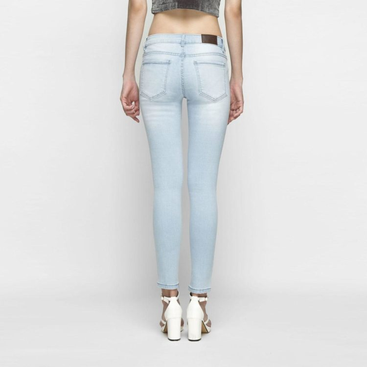 Hình ảnh Quần Jean Nữ Skinny Aaa Jeans SKDVT_XP-3