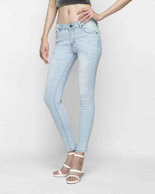 Hình ảnh Quần Jean Nữ Skinny Aaa Jeans SKDVT_XP-4