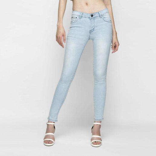 Hình ảnh Quần Jean Nữ Skinny Aaa Jeans SKDVT_XP-5