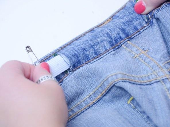 Cách Sửa Quần Jean Khi Bị Chật Hay Giãn Rộng