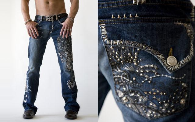 quần jeans APO