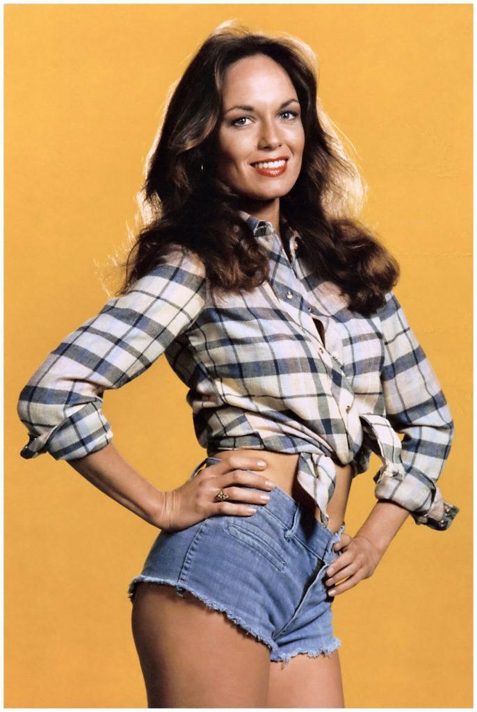 Hình ảnh quần short jean của Daisy Duke
