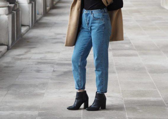 quần mom's jean