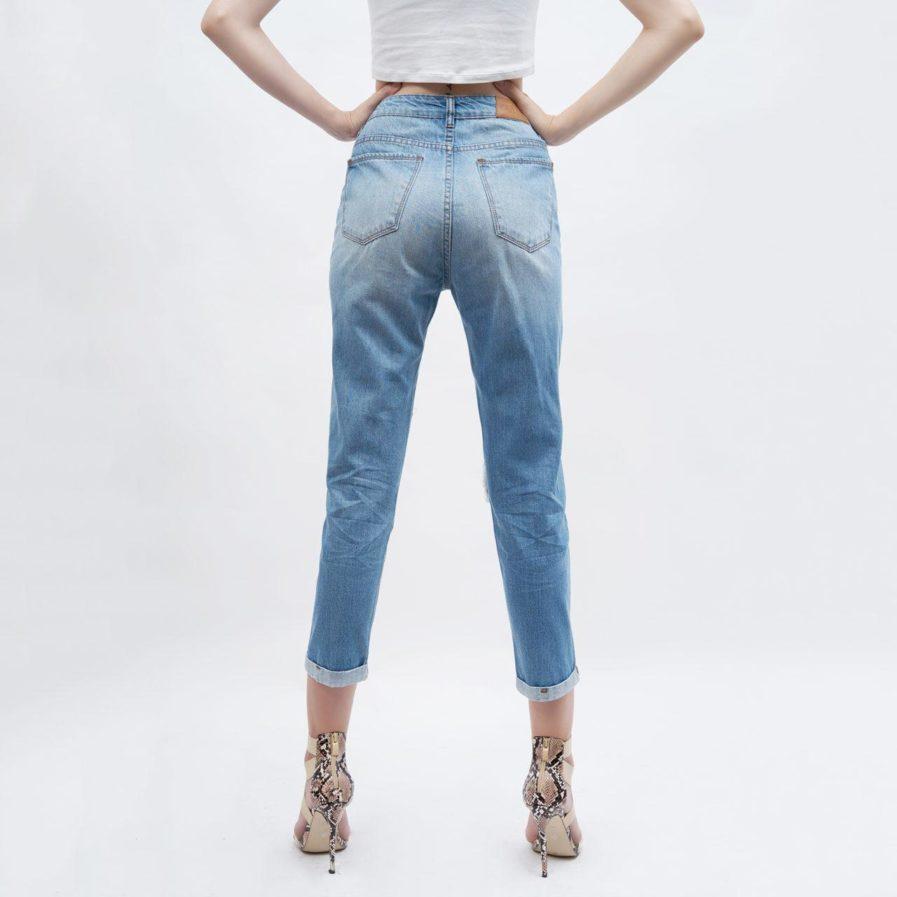 Quần Jean Boy Nữ Aaa Jeans