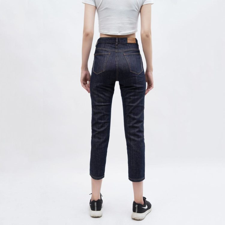 quần jean nữ boyfriend AAA JEANS UCSD Selvedge