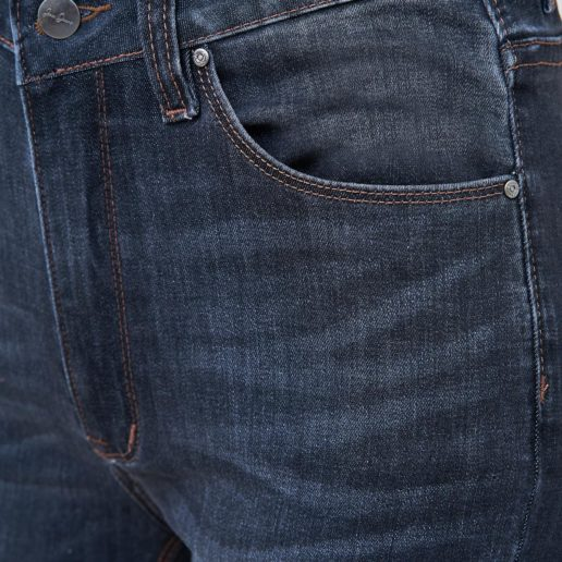 Quần jean nữ Aaa Jeans lưng cao skinny dark gray SKDCTRNZC_DGD-4