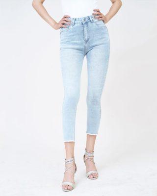 Hình Ảnh Quần jean nữ lửng Aaa Jeans skinny lưng cao SKCCTRTZC_XX-1