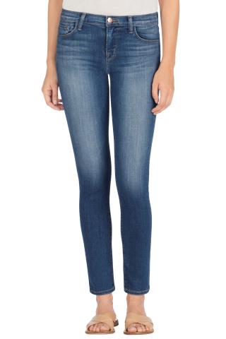 Hình Ảnh Sản Phẩm Quần Jean Nữ Skinny Lưng Vừa Hiệu J-Brand