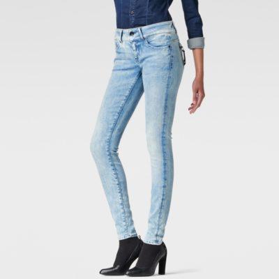 Hình ảnh quần jean nữ G-Star dáng ôm