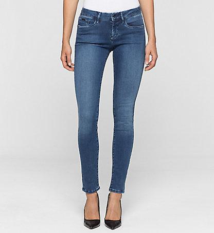 Hình ảnh quần jean nữ skinny của Calvin Klein có giá 100 usd