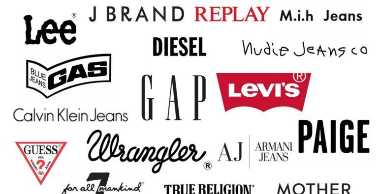 Hình ảnh logo các thương hiệu quần jean 2