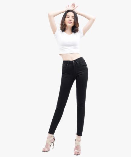 Hình ảnh sản phẩm Quần Jean Nữ cao cấp Hiệu AAA Jean