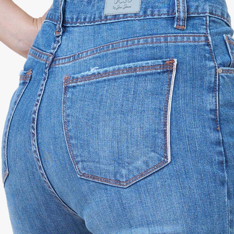 Hình ảnh Quần Jean BF Hiệu AAA Jean màu xanh biển