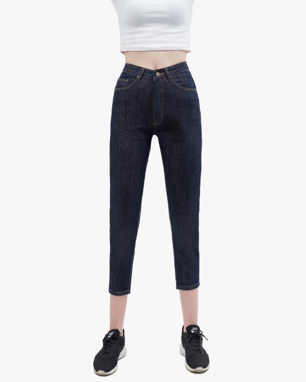 Hình ảnh Quần Jean BF Hiệu AAA Jean màu xanh đen