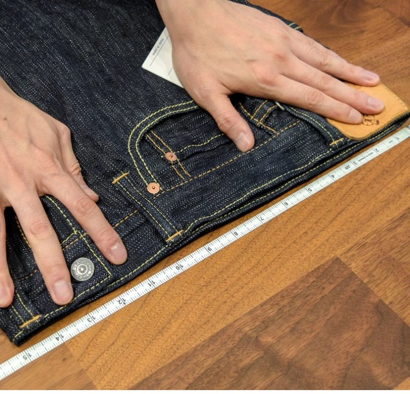 5 nguyên tắc cần tuân thủ khi mua quần jeans nam co giãn