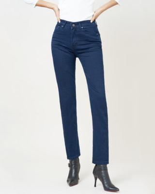 Hình ảnh Sản phẩm Quần bò nữ Hiệu AAA Jean ống đứng