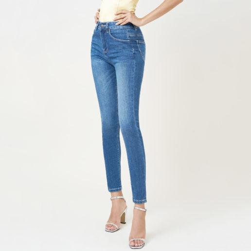 Hình ảnh quần Jeans skinny nữ Hiệu AAA Jeans