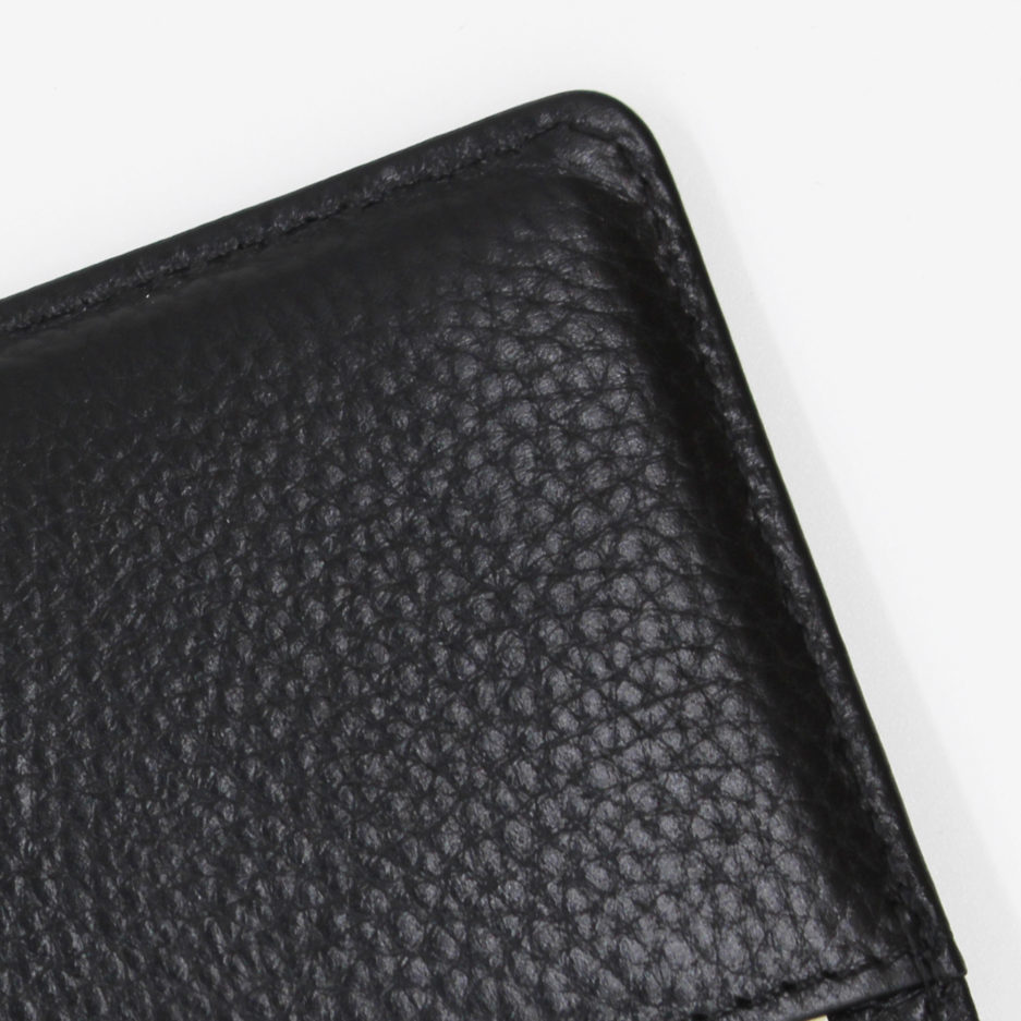 Vi dung the card holder da that genuine leather