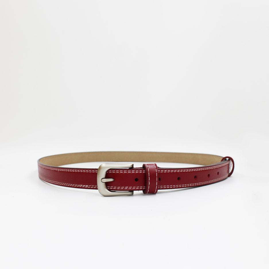 Day lung nu khoa Classic Genuine Grain Leather